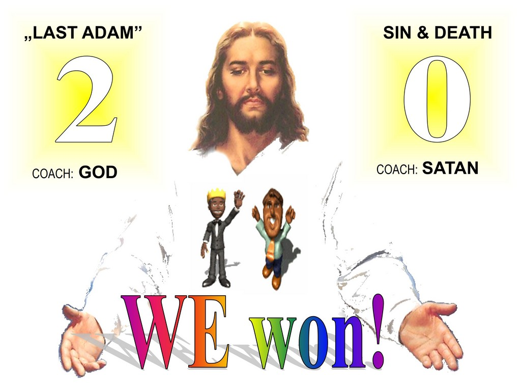 our victory in christ
