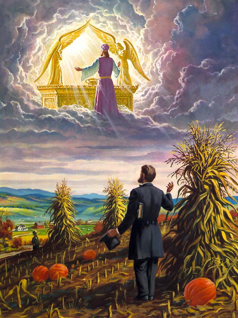 IN CHRIST MOTIF & CHRIST'S INCARNATION IN ADVENTIST CHURCH - TRUTH