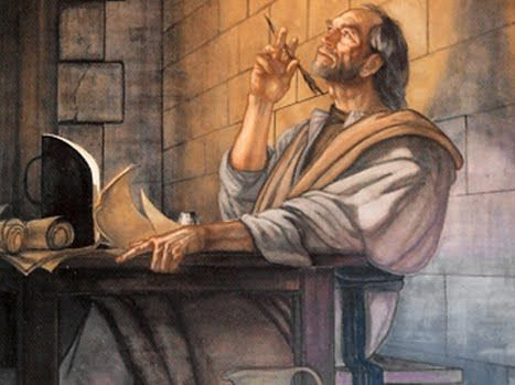 APPOSTLE PAUL IN PRISON - GOSPEL UNDER ATTACK IN ADVENTIST CHURCH