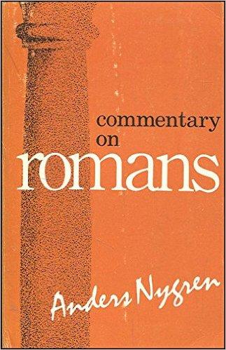 IN CHRIST MOTIF - ANDERS NYGREN ROMANS