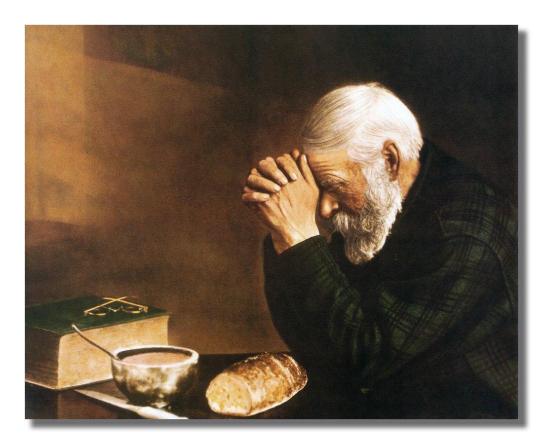 The Old Jim's Prayer