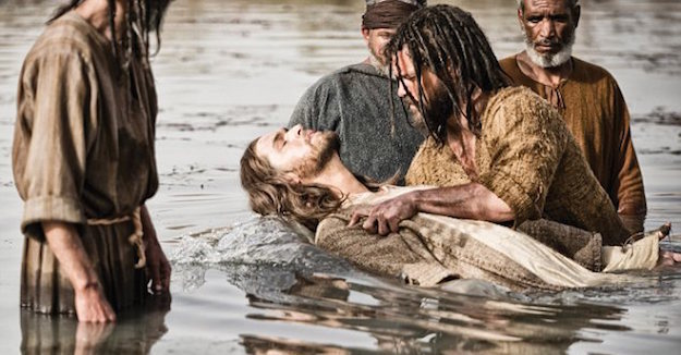 THE FORGOTTEN MEANING OF CHRIST'S & BELIEVER'S BAPTISM