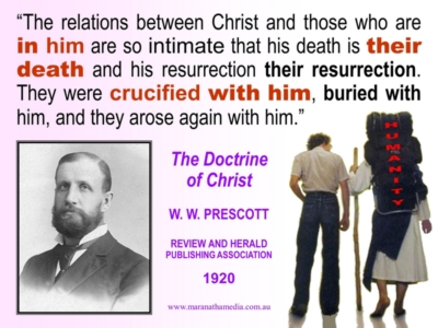 THE WORD BECAME FLESH by Prof. W. W. Prescott