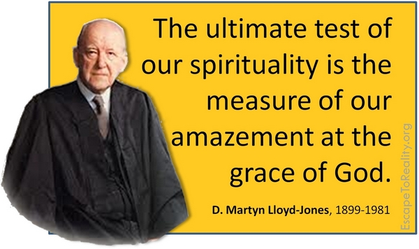 MARTYN LLOYD JONES - AUDIO SERMON ON IN CHRIST MOTIF