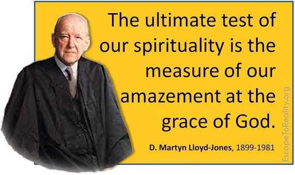 MARTYN LLOYD JONES - AUDIO SERMON ON IN CHRIST MOTIF
