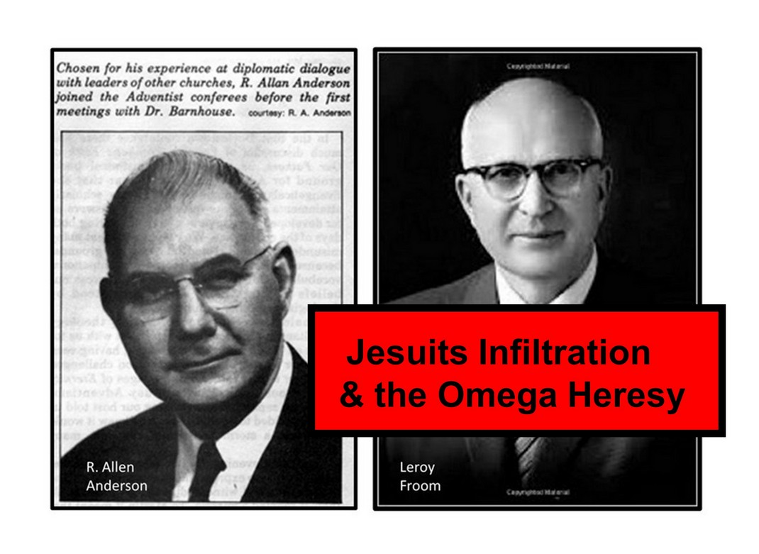 FROOM & ANDERSON - JESUITS IN ADVENTIST CHURCH